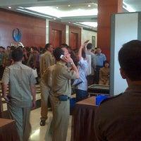 Photo taken at Hotel Bidakara Jakarta by Yoga on 4/30/2013