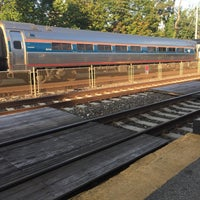 Photo taken at SEPTA/Amtrak: Ardmore Station by Kixhead H. on 8/8/2016