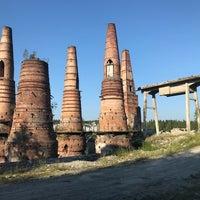 Photo taken at Заброшенный мраморно-известковый завод by Den P. on 7/29/2018