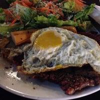 Photo taken at El Toro Butchery & Grill by Bel C. on 2/15/2014