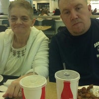 Photo taken at Poughkeepsie Galleria Mall Food Court by Michelle M. on 2/16/2013