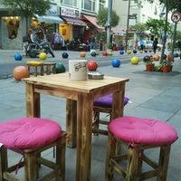 Photo taken at Teleffon Çay Evi by nevü .. on 5/7/2014