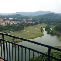 Photo taken at A'Famosa Golf & Country Resort by afif N. on 6/29/2013
