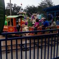 Photo taken at Shamu's Happy Harbor by Shasta K. on 12/25/2012
