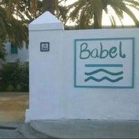 Photo taken at Babel by Pablo on 5/10/2014