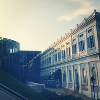 Photo taken at National Museum of Singapore by YouChu on 4/5/2013