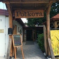Photo taken at Restoran Potkova by Serdar N. on 5/18/2016