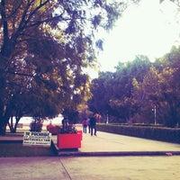 Photo taken at Instituto Tecnológico de Oaxaca by Jasiel A. on 10/10/2012