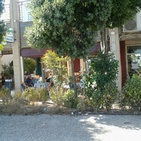 Photo taken at Rolo's Los Dolces by CoffeeNews E. on 9/25/2012