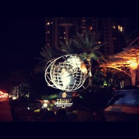 Photo taken at Trump International Beach Resort by Alyona S. on 12/9/2012