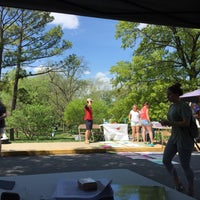 Photo taken at Peace Park by Dennis V. on 4/24/2016
