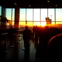 Photo taken at Orio al Serio International Airport (BGY) by Marco G. on 2/14/2013