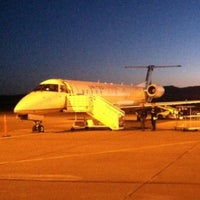 Photo taken at Canyonlands Field Airport (CNY) by Kenny M. on 9/10/2013