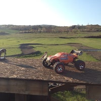 Photo taken at TOTOLAND RC RACETRACK by Krisztián C. on 3/29/2014