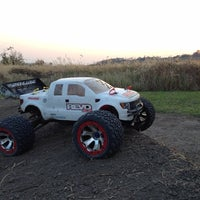 Photo taken at TOTOLAND RC RACETRACK by Krisztián C. on 10/27/2013