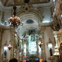 Photo taken at Igreja Santa Cruz dos Militares by Pedro M. on 4/25/2015