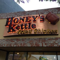 Photo taken at Honey's Kettle Fried Chicken by Throy C. on 6/9/2013