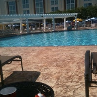 Photo taken at Harrah's Heat Wave Pool Party by Rick N. on 5/22/2013