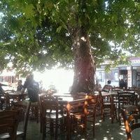 7/21/2013 tarihinde Sibel V.ziyaretçi tarafından Çınaraltı Cafe'de çekilen fotoğraf