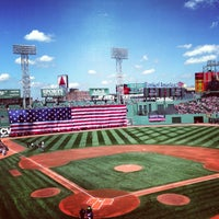 Photo taken at Fenway Park by Jay D. on 7/5/2013