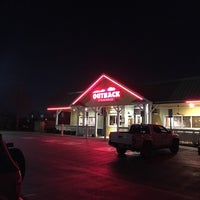 Photo taken at Outback Steakhouse by Brian F. on 3/17/2017
