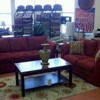 Photo taken at Carolina Furniture by AJ D. on 3/19/2013