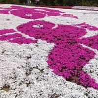 Photo taken at カフェジャルダン by Yasufumi O. on 4/14/2013