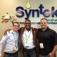 Photo taken at Syntek by Brian S. on 10/18/2012