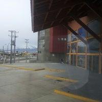Photo taken at Rodoviario Puerto Natales by Isa L. on 10/1/2013