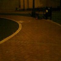 Photo taken at Parque Leoncio Prado by Junior L. on 5/16/2014