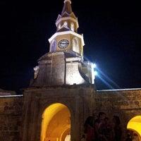 Photo taken at Centro Histórico de Cartagena / Ciudad Amurallada by Adriana O. on 3/31/2013