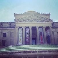 Photo taken at Brooklyn Museum by HelloKittyRocks on 7/26/2013