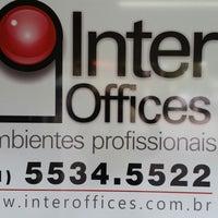 Photo taken at Inter Offices Móveis Para Escritórios by Arnaldo S. on 12/16/2014