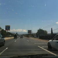 Photo taken at Autopista México - Puebla by Mariano G. on 3/18/2013