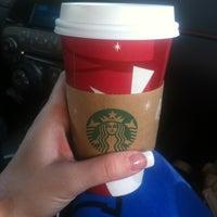 Photo taken at Starbucks by Nichole W. on 11/18/2012