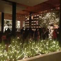 Photo taken at Fig & Olive by Ted S. on 12/15/2012