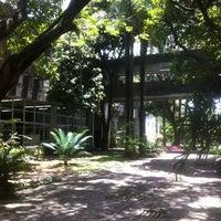 Photo taken at CAC - Centro de Artes e Comunicação by Clarissa A. on 10/2/2012