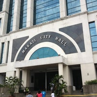 Photo taken at Makati City Hall by Darwin C. on 1/17/2013