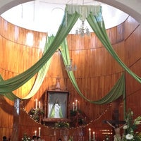 Photo taken at Santuario Diocesano Margarita Concepción by Eve 💃 L. on 12/27/2012