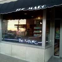 Photo taken at The Marc Salon by Dale D. on 11/17/2012