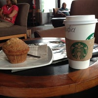 Photo taken at Starbucks Coffee by Claudia C. on 2/18/2013