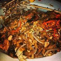 Photo taken at Thai Thani Restaurant by Christopher J. on 2/10/2013