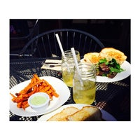 Photo taken at Rabbit Hole Cafe by Bria M. on 9/5/2014
