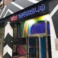 Photo taken at VR World NYC by Benjamin M. on 9/6/2017