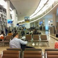Photo taken at Sheremetyevo International Airport (SVO) by Dimitry N. on 11/23/2013