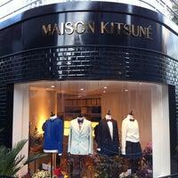 Photo taken at MAISON KITSUNÉ by 櫻井 一. on 2/17/2013