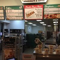 Photo taken at Krispy Kreme Doughnuts by Theresa . on 11/17/2012