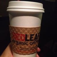 Photo taken at RED LEAF Organic Coffee by Theresa . on 11/2/2012