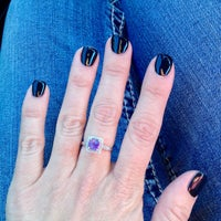 Photo taken at T's Nails by Theresa . on 11/16/2014