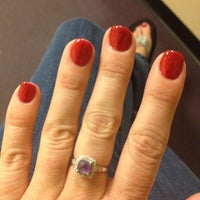 Photo taken at T's Nails by Theresa . on 12/22/2014